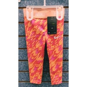 Nike Pro Dri-Fit Girls sz 2